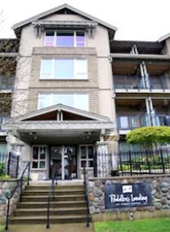 Paddlers Landing 2 Bedroom Apartment Rental in New Westminster. 409 - 250 Salter Street, New Westminster, BC, Canada.
