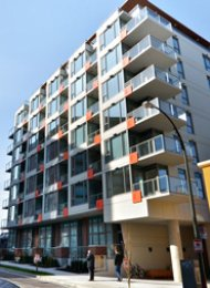 1 Bedroom Apartment For Rent at District in Mount Pleasant East Vancouver. 913 - 251 East 7th Avenue, Vancouver, BC, Canada.