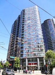 TV Towers 2 Bedroom Unfurnished Apartment Rental in Downtown Vancouver. 788 Hamilton Street, Vancouver, BC, Canada.