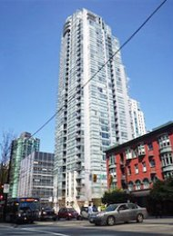 Venus 1 Bedroom Unfurnished Apartment Rental in Downtown Vancouver. 3001 - 1239 West Georgia Street, Vancouver, BC, Canada.