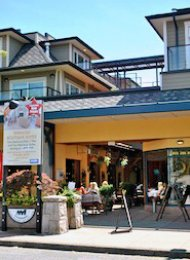 Shannon Station 1 Bedroom Apartment Rental in Kerrisdale Vancouver. 209 - 1880 West 57th, Vancouver, BC, Canada.