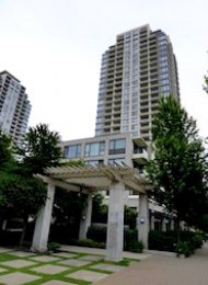 Emerson Modern Ground Level 1 Bedroom Unfurnished Apartment Rental in Highgate, Burnaby. 104 - 7161 Arcola Way, Burnaby, BC, Canada.