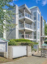 Boardwalk 1 Bedroom Unfurnished Apartment For Rent in Victoria, East Vancouver. 8420 Jellicoe Street, Vancouver, BC, Canada.