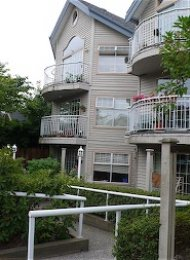 Furnished 1 Bedroom Apartment For Rent on Vancouver's Westside. 205 - 592 West 16th Avenue, Vancouver, BC, Canada.