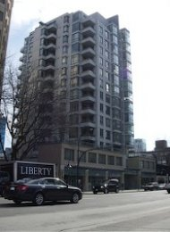 1 Bedroom Penthouse For Rent at Altadena in Downtown Vancouver. PH5 - 1238 Burrard Street, Vancouver, BC, Canada.