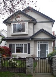 Marpole 4 Bedroom Unfurnished House Rental on Vancouver's Westside. 8378 Osler Street, Vancouver, BC, Canada.
