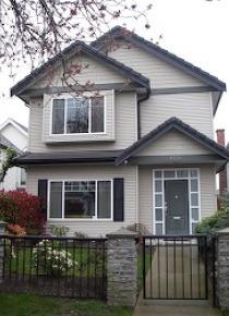 Marpole 4 Bedroom Unfurnished House Rental on Vancouver's Westside. 8378 Osler Street, Vancouver, BC, Canada.