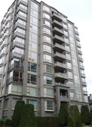 2 Bedroom Unfurnished Apartment Rental in Fairview at The Compton. 1005 - 1316 West 11th Avenue, Vancouver, BC, Canada.