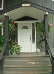 Deep Cove Unfurnished 5 Bedroom House Rental in North Vancouver. 1661 Banbury Road, North Vancouver, BC, Canada.