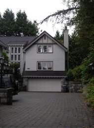 3 Bedroom Luxury House Rental in Shaughnessy on Vancouver's Westside. 1580 Angus Drive, Vancouver, BC, Canada.