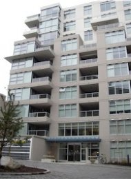 Novo Unfurnished 2 Bedroom Sub-Penthouse Rental at SFU in Burnaby. 905 - 9232 University Crescent, Burnaby, BC, Canada.