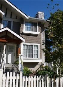 Botanica Unfurnished 3 Bedroom Townhouse Rental in Highgate Burnaby. 7368 Salisbury Avenue, Burnaby, BC, Canada.