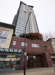 19th Floor Unfurnished 2 Bedroom Apartment For Rent at Legacy in Brentwood. 1904 - 2225 Holdom Avenue, Burnaby, BC, Canada.