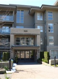 SFU Unfurnished 2 Bedroom Apartment For Rent in Burnaby at Harmony. 409 - 9339 University Crescent, Burnaby, BC, Canada.