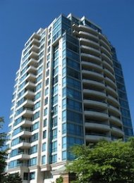 Gibraltar Unfurnished 2 Bedroom Apartment For Rent in Highgate Burnaby. 505 - 6622 Southoaks Crescent, Burnaby, BC, Canada.