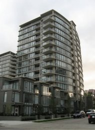 Unfurnished 1 Bedroom Apartment Rental in Richmond at FLO. 807 - 6888 Alderbridge Way, Richmond, BC, Canada.