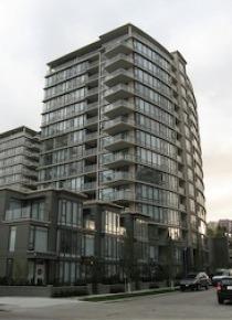 Unfurnished 1 Bedroom Apartment Rental in Richmond at FLO. 807 - 6888 Alderbridge Way, Richmond, BC, Canada.