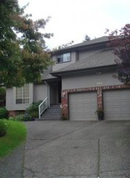 4 Bedroom Unfurnished House Rental in Blueridge North Vancouver. 2478 Mowat Place, North Vancouver, BC, Canada.