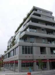 Loft 495 Live Work Unfurnished Loft Rental in Mount Pleasant West. 405 - 495 West 6th Avenue, Vancouver, BC, Canada.
