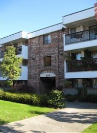Villa Marine 2 Bedroom Unfurnished Apartment For Rent in Marpole. 101 - 8770 Laurel Street, Vancouver, BC, Canada.