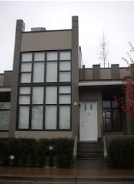Oma 2 Bedroom Unfurnished Townhouse For Rent in Brentwood Burnaby. TH14 - 2355 Madison Avenue, Burnaby, BC, Canada.