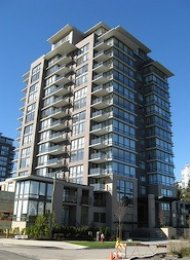 2 Bedroom Apartment Rental in Richmond at Garden City Residences. 1707 - 6333 Katsura, Richmond, BC, Canada.