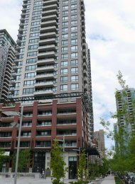 Apartment For Rent at Yaletown Park in Vancouver 2804 - 909 Mainland. 2804 - 909 Mainland Street, Vancouver, BC, Canada.
