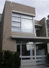 Aurora Unfurnished 2 Bedroom Townhouse For Rent at Simon Fraser University in Burnaby. TH2 - 9266 University Crescent, Burnaby, BC, Canada.