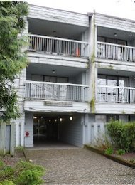 Alexandra Place Unfurnished 1 Bedroom Apartment For Rent in East Van. 309 - 1440 East Broadway, Vancouver, BC, Canada.
