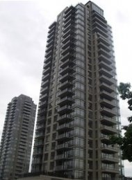 2 Bedroom Unfurnished Apartment For Rent in Burnaby at Oma. 1801 - 4250 Dawson Street, Burnaby, BC, Canada.