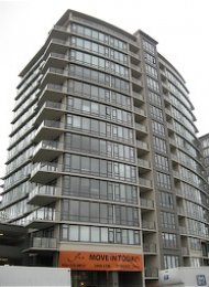 FLO Unfurnished 1 Bedroom Apartment Rental in Brighouse Richmond. 602 - 7362 Elmbridge Way, Richmond, BC, Canada.
