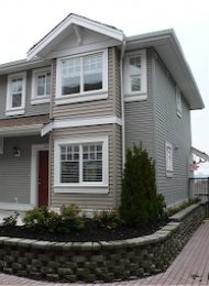 Norfolk Terrace Unfurnished 3 Bed Townhouse For Rent in Central Burnaby. 304 - 4025 Norfolk Street, Burnaby, BC, Canada.
