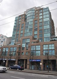 City Gate 3 Bedroom Unfurnished Apartment For Rent in Vancouver. 1302 - 1159 Main Street, Vancouver, BC, Canada.