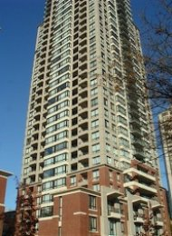 Yaletown Park 2 Bedroom Unfurnished Apartment For Rent in Yaletown. 3002 - 909 Mainland Street, Vancouver, BC, Canada.