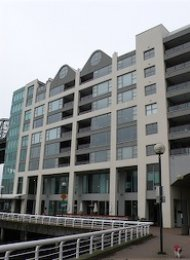 1000 Beach Luxury Unfurnished Apartment For Rent in False Creek Vancouver. 402 - 1010 Beach Avenue, Vancouver, BC, Canada.