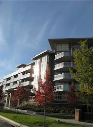 Unfurnished 1 Bedroom Apartment For Rent in Richmond at Mandalay. 511 - 9373 Hemlock Drive, Richmond, BC, Canada.