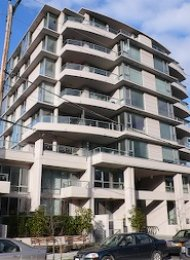 Affinity 1 Bedroom Luxury Apartment For Rent on Vancouver's Westside. 503 - 587 West 7th Avenue, Vancouver, BC, Canada.