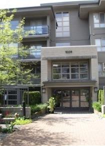 Harmony 2 Bedroom Apartment Rental in Burnaby at Simon Fraser University. 416 - 9339 University Crescent, Burnaby, BC, Canada.