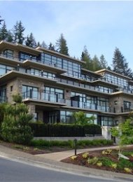 The Properties Unfurnished Luxury Townhouse For Rent in Whitby Estates, West Vancouver. 101 - 2245 Twin Creek Place, West Vancouver, BC, Canada.