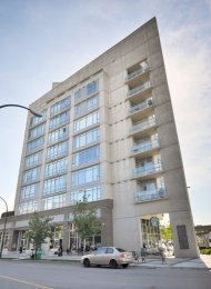 1 Bedroom Unfurnished Apartment Rental at Montreux on Vancouver's Westside. 606 - 2055 Yukon Street, Vancouver, BC, Canada.