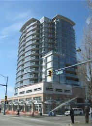 2 Bedroom Unfurnished Apartment Rental at Opal in Brighouse Richmond. 1007 - 7888 Saba Road, Richmond, BC, Canada.