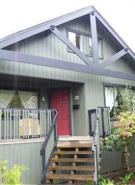 Kerrisdale Luxury Unfurnished House For Rent on Vancouver's Westside. 2646 West 42nd Avenue, Vancouver, BC, Canada.