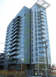 Centro 2 Bedroom Unfurnished Apartment Rental in Richmond. 306 - 7080 No. 3 Road, Richmond, BC, Canada.
