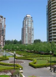 Claridges Unfurnished 3 Bedroom Apartment For Rent in Edmonds Burnaby. 2301 - 6837 Station Hill, Burnaby, BC, Canada.