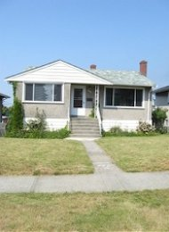 East Vancouver Unfurnished 2 Bedroom House For Rent in Killarney. 6859 Killarney Street, Vancouver, BC, Canada.
