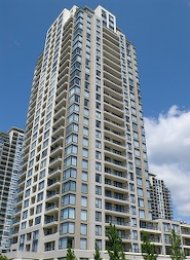 West Unfurnished 2 Bedroom Apartment For Rent in Highgate Burnaby. 1201 - 7088 Salisbury Street, Burnaby, BC, Canada.