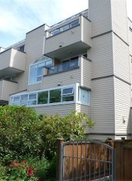 2 Bed Unfurnished Apartment Rental in Kitsilano on Vancouver's Westside. 12 - 3250 West 4th Avenue, Vancouver, BC, Canada.