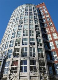 Unfurnished 2 Level Loft For Rent at Spot Lofts in Downtown Vancouver. 705 - 933 Seymour Street, Vancouver, BC, Canada.