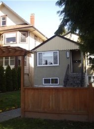 Unfurnished 2 Bedroom Rental on Main Level of House in South Cambie. 905 West 23rd Avenue, Vancouver, BC, Canada.