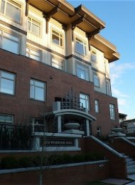 Chaucer Hall 2 Bedroom Unfurnished Luxury Apartment Rental at UBC. 420 - 2250 Wesbrook Mall, Vancouver, BC, Canada.